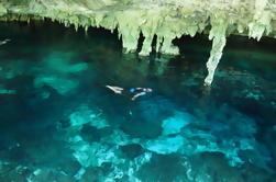 Cenote Dos Ojos con Reserva Sian Ka'an de Playa del Carmen