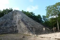 Ruinas de Cobá Tour por la mañana desde Tulum o Riviera Maya