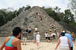 Excursión Arqueológica: Tulum y Cobá desde Playa del Carmen