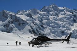 45-Minute Glacier Highlights Helicopter Tour van Mount Cook