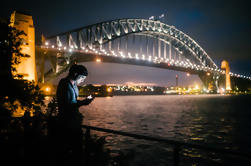 Sydney Private Night Fotografia Passeio a Pé