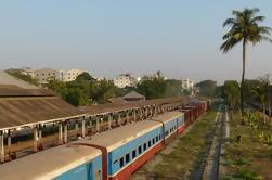 Tour privado de medio día: Descubra Yangon, el camino local