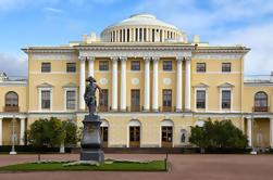 Excursión privada de medio día a Pavlovsk desde San Petersburgo