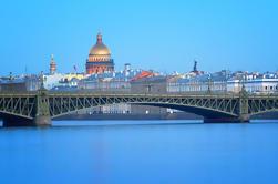 Private Half Day San Petersburgo City Tour incluyendo visita al Museo Ruso