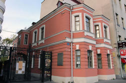 Private Chekhov House e Moscovo Artes Teatro Half Day Tour