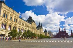 Moskva Private Walking Half Day Tour