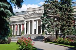 Passeio de Meio Dia do Museu Particular de Arte Pushkin em Moscovo