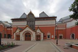 Private Tretyakov Art Gallery Tour de meio dia em Moscou