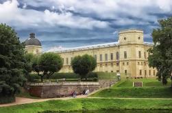 Excursión privada de medio día a Gatchina y el Palacio Gatchina de San Petersburgo