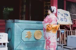 Kimono en Tokio