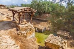Excursão Privada de Dia Inteiro: Local de Batismo ou Visita de Betânia e Passeio a Pé de Al-Sal: Harmony Trail