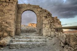 Excursão privada: Madaba, Mt.Nebo, e viagem de um dia de Mukawir de Amman