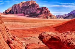 Mejor de 8 noches de Jordania, incluyendo Wadi Rum, el Mar Muerto y Petra