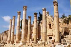 Excursão panorâmica de Jerash e de Amman de Amman