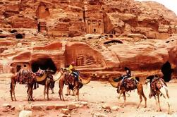 Excursão Petra de dia inteiro de Amã