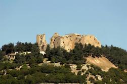 Private North Tour Jerash e Ajlun incluindo Amman Panorâmica de Amã