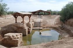 Private Half-Day Tour para Bethany Site de Batismo de Amã