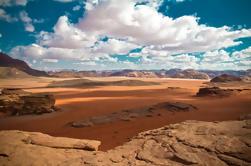 3 noches de viaje privado de Jordania: Petra, Wadi Rum y el Mar Muerto