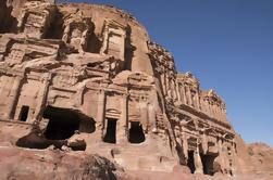 2 noches de viaje privado de Jordania: Petra y el Mar Muerto