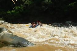 Rafting aventura en el río Copalita