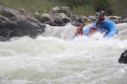 Rafting Adrenalina en el Río Copalita Clas
