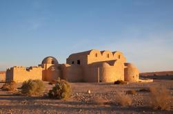 Excursão diária de Amman a The Desert Castles