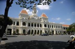 Tour privado: ciudad de Ho Chi Minh con túneles de Cu Chi