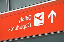 Traslado privado de salida al aeropuerto de Varsovia