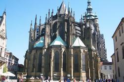 3 heures de marche du château de Prague