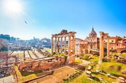 Tour privado con chofer de Roma
