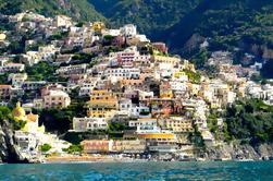 Excursión de un día desde Roma a la costa de Amalfi y las ruinas de Pompeya