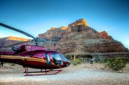 Excursiones en helicóptero desde el Grand Canyon West Rim