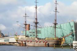 Amsterdam Visita guiada a la Compañía de las Indias Orientales Unidas y Museo Marítimo con Historiador de Arte
