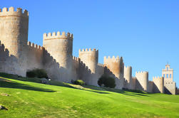 Avila en Salamanca Guided Day Tour van Madrid
