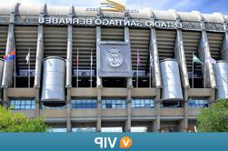 Viator VIP: Santiago Bernabeu Stadium Tour