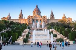 Shore Exkursion: Barcelona an einem Tag
