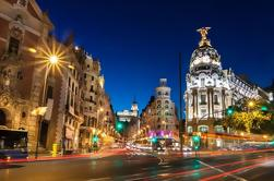 Madrid Geführte Tour bei Nacht mit optionaler Flamenco Show