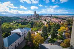 Residencia Real de Segovia y La Granja con almuerzo