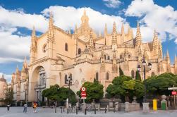Excursão de dia guiada de Toledo e Segovia de Madrid