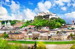 Ida e Volta Transferido de Cesky Krumlov para Salzburgo