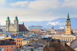 Excursão de um dia a partir de Cesky Krumlov para Linz - Apenas transporte