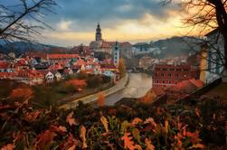 Viaje de un día desde Linz a Cesky Krumlov