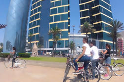 Lima Urban Bike Tour in Miraflores en San Isidro