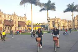 Recorrido en bicicleta por el centro de Lima
