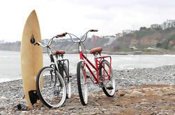 Lecciones de Surf y Alquiler de Bicicletas en Lima