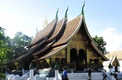 Excursão privada de 3 dias em Luang Prabang