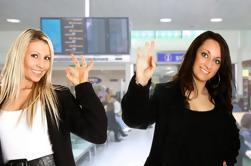 Transferencia de la llegada del aeropuerto privado de Gold Coast a Byron Bay