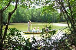 Mangrove e guerrilha base dia de viagem incluindo almoço