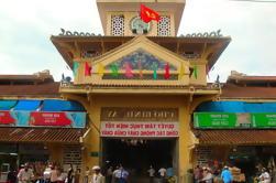 Chinatown de medio día, Templo de Ba Thien Hau y Tour del Mercado Ben Thanh en la Ciudad de Ho Chi Minh