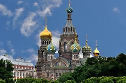 3-Day Grand Tour: Visa-Free Saint Petersburg Shore Excursion